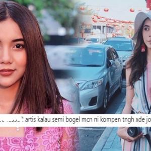 Semakin Lama Semakin Terjojol, Sweet Qismina Diperli Untuk Bukak Baju..