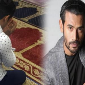 Disangkakan Bangla, Rupanya Remy Ishak! - Netizen Terkejut Imamkan Solat..