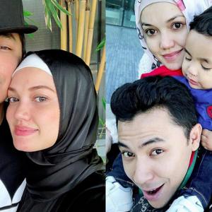 Tahniah, Puteri Sarah Dan Syamsul Yusof Bakal Timang Anak Kedua Tak Lama Lagi