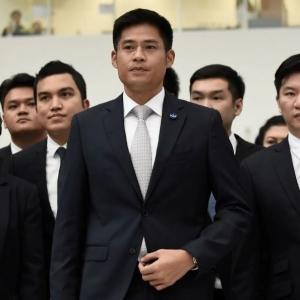 Parti Pembangkang Thailand Diarah Bubar