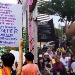 """Buat S*ks Tu Dicop Perempuan Murahan!"" - Feminis Tahu Ke Perjuangan Wanita Sebenarnya?"