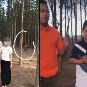 Suami Isteri Pegang Tangan Di Pantai Berang 'Dijerkah' Pegawai Agama