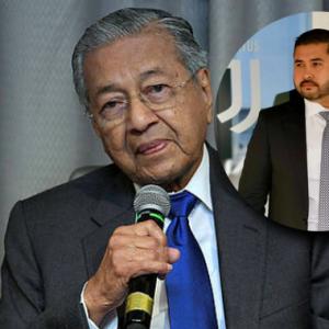 'TMJ Bukan Wakil Rakyat, Dia Cakap Untuk Diri Sendiri' - Tun M