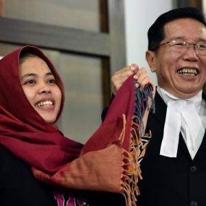 Tak Sangka Dibebaskan Hari Ini - Siti Aishah