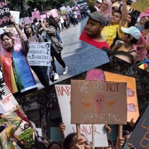 Perarakan Hari Wanita, Helah Golongan LGBT Pertahankan Hak - Mujahid