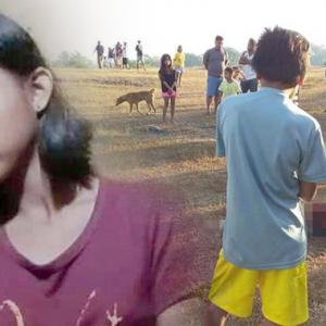 Lapah Muka Remaja Lepas Dirogol Dan Dibunuh