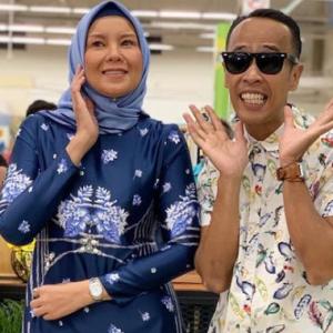Tiada Lagi Ketuk-ketuk Ramadan - Sheila Rusly Undur Diri
