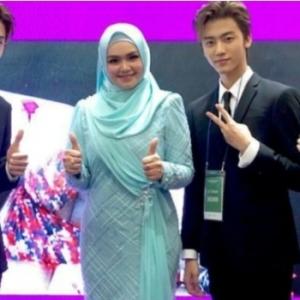 Kerana K-Pop, Siti Nurhaliza Dipuji Di Twitter Peminat Filipina