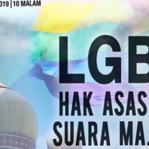 Debat 'LGBT: Hak Asasi Atau Suara Majoriti' Di Analisis TV Alhijrah Jumaat Ini