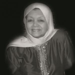 Tuanku Puan Zanariah, Bonda Sultan Johor Mangkat