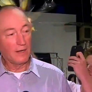 Senator Australia Rasis, Fraser Anning Tak Menyesal Tampar Budak Telur