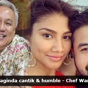 Cantik Tapi Tak Sombong- Chef Wan Puji Sikap Isteri TMJ, YM Che Puan Khaleeda..