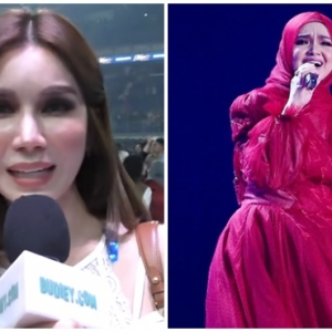 Video Sajat Dendangkan Lagu Tokti Buat Netizen 'Murung'