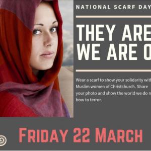 Wanita New Zealand Berhijab 22 Mac Ini Tanda Solidariti Kepada Komuniti Muslim