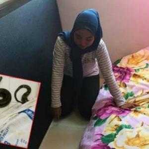 Ular Sawa Naik Rumah Tingkat 14, Berlingkar Di Leher Remaja Perempuan