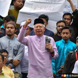 Susulan Laporan Polis Yang Dibuat, Najib Nafi Mahu Sembang Santai Di Masjid