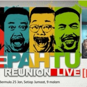"""Jep Takda, Rahim Double Meaning"" -  Sepahtu Reunion Episod 9 Dikritik Tak Kelakar"