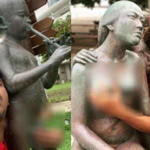 """""""Alang-Alang Azad Jasmin Dah Bergambar Lucah, Post Je Porn Sekali!"""""""