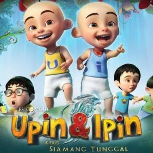 Filem Upin & Ipin : Keris Siamang Tunggal Kutip 5.3 Juta Dalam Masa 4 Hari Tayangan