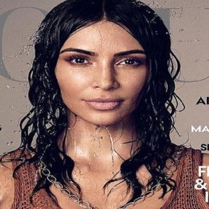 Majalah Vogue Dikecam Sering Utamakan Kim Kardashian Sebagai Muka Depan
