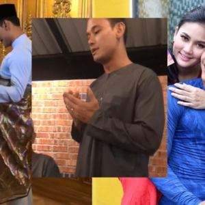 """""""Bertuah Fasha Dapat Suami Pandai Baca Doa,"""" Peminat Puji Aidil Suami Yang Baik.."""