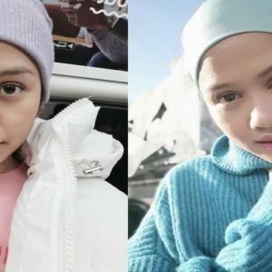 Liyana Jasmay Buka Tudung, Tak Pasal-pasal Kena Ceramah Dengan Netizen