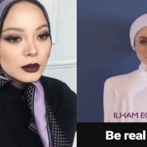 Vivy Yusof Buat Hal Lagi, Kali Ini Didakwa Copy Cat Rekaan Turban Designer Lain