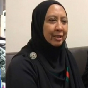 """Nak Nyanyi Lagu Dia, Bayar Dan Minta Izin Dulu!"" - Isteri Allahyarham Saleem"