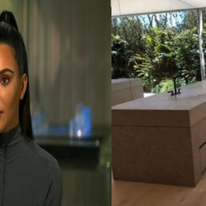 Miliki Sinki Unik, Kim Kardashian Terpaksa Buat 'Tutorial' Khas Untuk Peminat