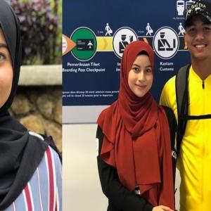 'Saya Percaya Bakal Suami Bukan Kaki Perempuan' - Eyra Hazali