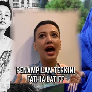 """""""Ini Hidup Saya"""" - Dah Tak Tahan, Fathia Latiff Akhirnya Jelaskan Kenapa 'Free Hair'"""