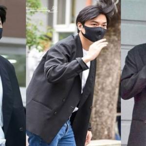 'Oppa Is Back' Lee Min Ho Tamat Latihan Tentera, Hilangkan Kerinduan Peminat