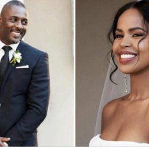 Idris Elba Tamatkan Zaman Duda, Meghan Markle dan Putera Harry Hantar Hadiah