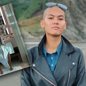 """""""Batal Puasa Aku"""" - Alicia Amin Selamba Tayang Foto Separuh Bogel Di Bulan Puasa"""