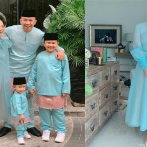 """Sambut Raya Ke, Nak Sambut  Krismas?"" - Baju Raya Nora Danish Dikritik Netizen"