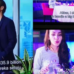 """Tak Mainlah Juta-Juta, Bisnes Terus Bilion"" - Drama Melayu Dikritik Tak Logik"