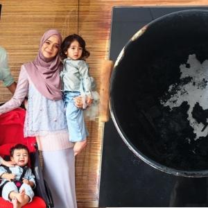 """""""Panaskan Sup Tapi Terus Tidur"""" - Akibat Cuai, Diana Amir Hampir Bakar Satu Rumah.."""