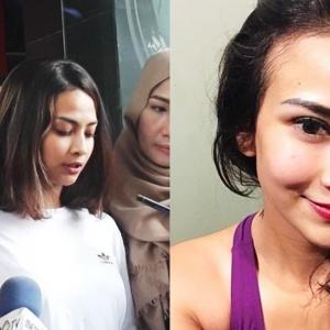 Pelakon Vanessa  Angel Tawar Seks RM24,000 Sudah Bebas Penjara