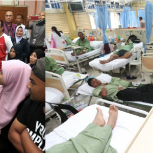 Masa Menunggu Terlalu Lama - Hospital Kerajaan Nazak?