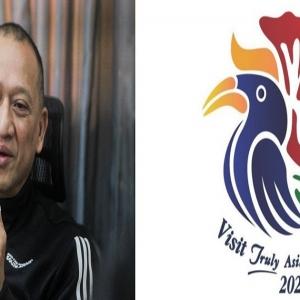 """Netizen Bodoh, Tahu Merungut Sahaja""- Nazri Aziz Bengang Isu Logo"
