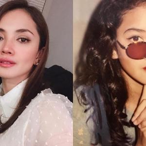 """Dulu Hidung Kembang, Sekarang Dah Tajam""- Netizen Banding Wajah Fazura Waktu Remaja"