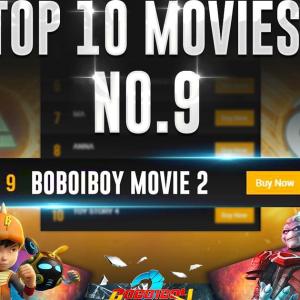 """""""Boboiboy Movie 2 Belum Keluar Lagi, Tapi Sudah Top 10 Movies Di GSC Cinema!"""