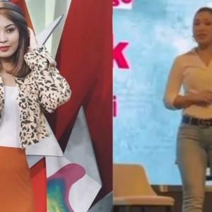 """""""Janna Nick Bagi Ceramah Tapi Seluar Melekap Nampak Punggung, Baju Ketat!"""""""
