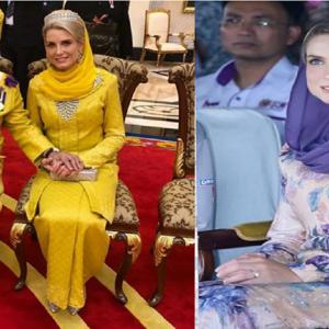 Disenangi Rakyat Kelantan, Cik Puan Sofie Digelar 'Puteri Diana'