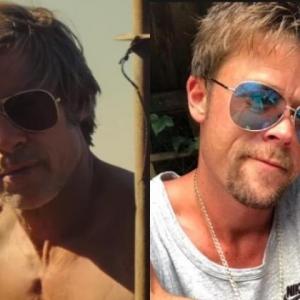 Tak Senang Duduk, Ramai Tersilap Lelaki Ini Dengan Brad Pitt