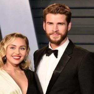 Heboh! Ditangkap Cium Perempuan Lain, Miley Cyrus Bakal Diceraikan Liam Hemsworth