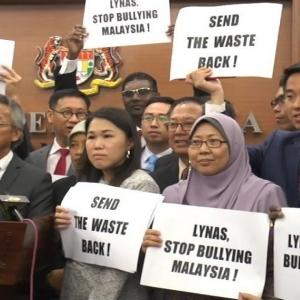Kerajaan PH Benarkan Lynas Terus Beroperasi, Fuziah Salahkan BN Pula