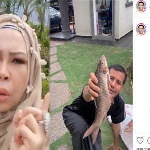 Ikan Mati - Aliff Syukri Meroyan 'Dikutuk' DS Vida