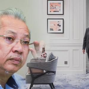 Tun M, 'Ceraikan' DAP Sebelum Terlambat - Annuar Musa
