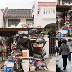 """""""Longgok Sampah Sampai Bumbung"""" - Ragam Penduduk Buat Orang Tak Sanggup Untuk Berjiran"""